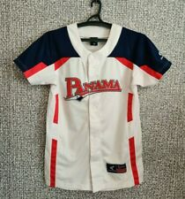 Panama Baseball National Team Easton Shirt Jersey Top Mens Size S Excellent cond