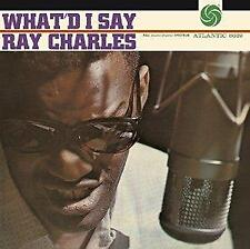 Ray Charles - What'd I Say - Japan Reissue (NEW CD)
