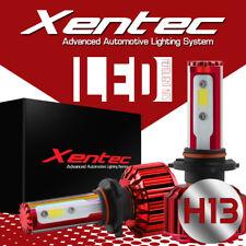 XENTEC LED HID Headlight Conversion kit H13 9008 6000K 2007-2017 Jeep Patriot