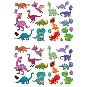 Kinder Dino Tattoos 38 Stk Temporär Dinosaurier Tattoo Spielen Spielspass Jungs
