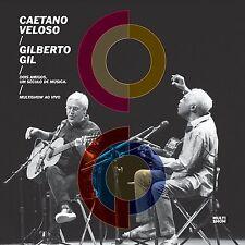 Dois Amigos, Um Seculo - Caetano Veloso Gilberto Gil 2 CD + DVD Set Sealed New