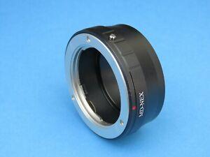 Sony Minolta MD/MC/SR Lens Adapter MD-NEX for Sony a6000 a6100 a6300 a6400 a6500