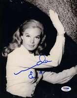 Linda Evans Psa/dna Hand Signed 8x10 Photo  Authentic Autograph