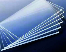 3mm A4 Clear Acrylic Perspex Sheet Cut To Size Panels Plastic Panel
