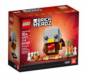LEGO ® BrickHeadz Erntedank-Truthahn (40273)