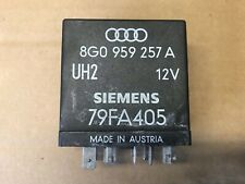 AUDI 80 CABRIOLET ELECTRIC WINDOW RELAY 8G0 959 257A  367