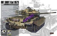 AFV Club AF35124 1/35 Scale IDF Shot Kal 1973 TANK MODEL 2019 NEW