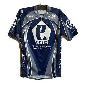 Louis Garneau Epic Titanium Bicycles Womens Cycling Jersey