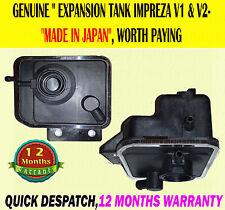 GENUINE IMPREZA 2.0 TURBO EJ20G 93-96 V1/V2 COOLANT RADIATOR EXPANSION TANK