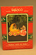 Enesco: Walking With My Baby - 561029 - Treasure of Christmas