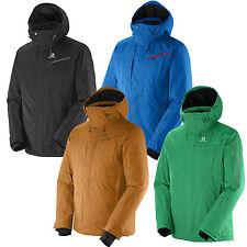 Salomon Men's Skiing & Snowboarding Jackets