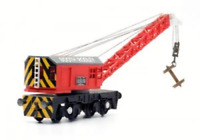 Dapol C028 OO Gauge 15t Diesel Crane Plastic Kit