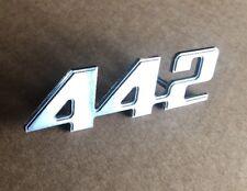 74 1974 Oldsmobile 442 Grille Emblem NOS GM 415864