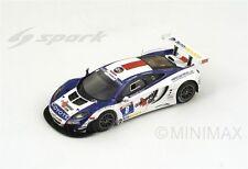 1:43 McLaren mp4-12c #8 - Beltoise/Pasquali-direttrici GT TOUR 2013-Spark sf066