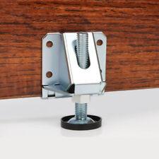 1PC Corner Leveling Feet Heavy Duty Adjustable Furniture Levelers Table Leg