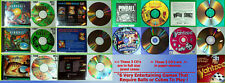 Lot 3: 6 Great PC Games That Need 'BALLS or CUBES' To Play, Golf Pinball Yahtzee