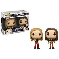 Pack Funko Pop Buffy Vampire Slayer & Faith (nycc 2017 )