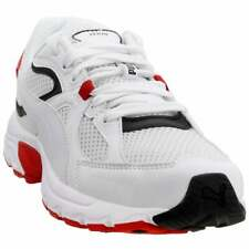 Puma Axis Plus 90s Sneakers Casual    - White - Mens