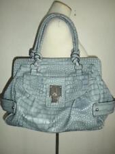 GUESS BRAND MARGUERITE DENIM BLUE HOBO HAND BAG CR350607