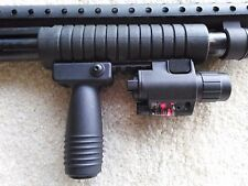 Tactical Polymer Weaver Picatinny 20 mm Railed Forend for Remington 870 12 Gauge