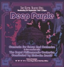 DEEP PURPLE - CONCERTO FOR GROUP & ORCHESTRA(2002 REMIX/REMASTER 3 VINYL LP NEU