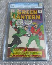 GREEN LANTERN #40 CGC 3.0 1st Appearance KRONOS ORIGIN OF THE GUARDIANS KEY