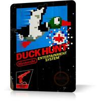 METAL TIN SIGN DUCK HUNT Arcade Retro Vintage VIDEO GAME CLASSIC Nintendo Poster