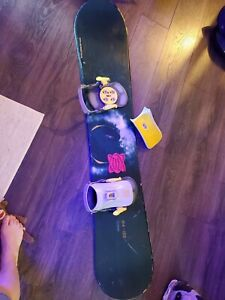 snowboard with case