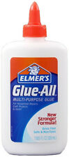 Elmer's E1324 Glue-All Multi-Purpose Glue, 7.625 Ounces, White *