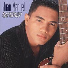 Aventura de Amor by Juan Manuel (CD, Jul-1999, Caiman Distribution)