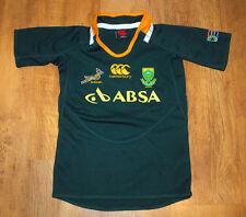 Canterbury Sudáfrica 2011/2013 Home Camisa (para la edad de 6)