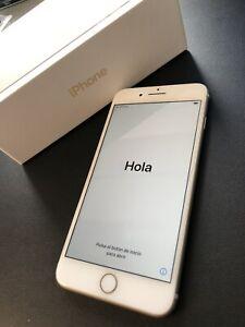 Apple iPhone 7 Plus Unlocked Gold 128GB Original Box