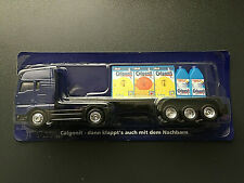 Calgonit Modell LKW Truck Sammeltruck OVP Werbetruck
