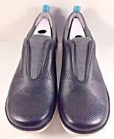 Clarks Black Leather UN Spirit Walking Shoe Womens Size US 7M NIB MSRP $169