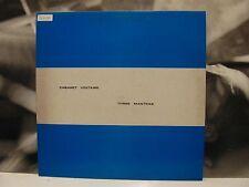 CABARET VOLTAIRE - THREE MANTRAS  EP EX-/NM 1st UK PRESSING 1980 RT 038