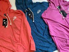 Nike Women's Sportswear Gym Vintage Zip Hoodie Choose Size & Color MSRP $60