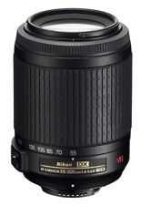 NIKON VR AF-S 55-200mm ED DX Lens D5500 D5300 D5400 D5200 D5100 D5500 D3200 UHD