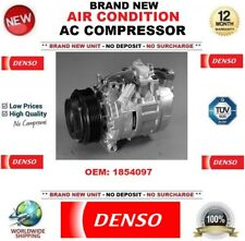 DENSO AIR CONDITION AC COMPRESSOR FEO: 1854097 for OPEL VAUXHALL BRAND NEW UNIT