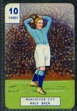 RARE Football Playing Card - Manchester City 1946-7