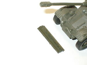 Solido, Pare Bumper Gateway For Panhard Aml 60 And 90 Military