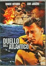 Duell im Atlantik - DVD - Deutscher Ton - NEU + OVP - Robert Mitchum