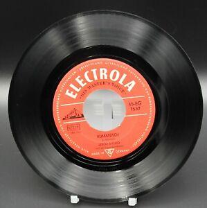 """Vinyl 7"""" - Vesco D'Orio und sein Zigeunerorchester - Ungarisch/Rumänisch"""