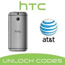 ATT UNLOCK CODE/SERVICE FOR AT&T HTC ONE X S V M7 M8 M9 DESIRE 601 510 320