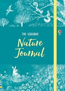 Usborne Nature Journal New Hardcover Book