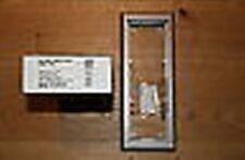 Ritto Portier 3000 Rahmen 3 fach 5813/10 platin-silber NEU,OVP Dreifachrahmen