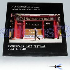 "VAN MORRISON ""I CAN'T GO ON... - MONTREAUX JAZZ FESTIVAL"" RARE 2 LP LIVE - MINT"