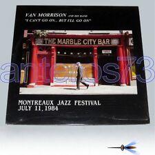 """VAN MORRISON """"I CAN'T GO ON... - MONTREAUX JAZZ FESTIVAL"""" RARE 2 LP LIVE - MINT"""