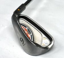 """Ping G10 9 Iron Z-Z65 Steel Yellow Dot Midsize Grip +1"""" RIGHTY Excellent"""