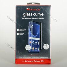 Zagg Invisible Shield Glass Curve HD Screen Protector fo Samsung Galaxy S8+ Plus