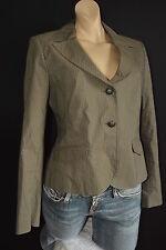 Comma hübsche Stretch Jacke Blazer L 42 TOP Zustand